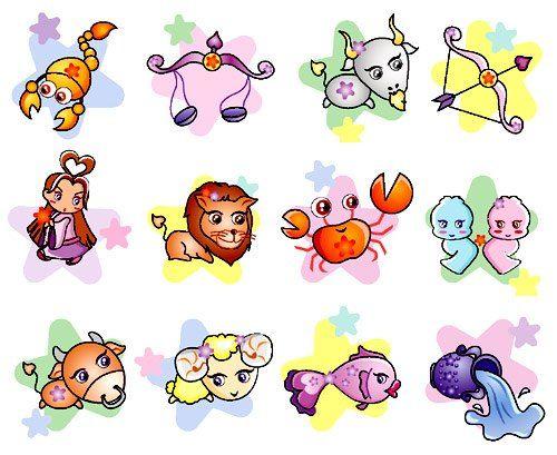 cute zodiac signs.