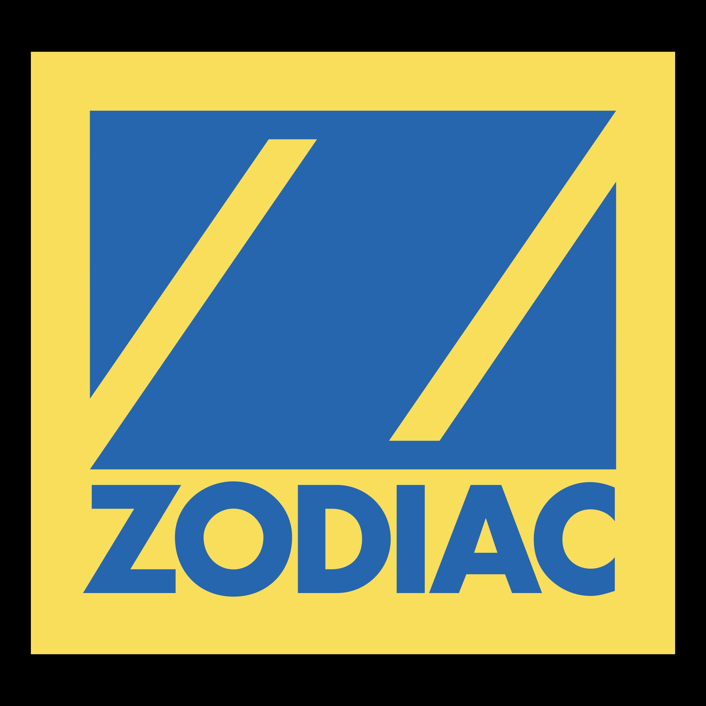 Zodiac Logo PNG Transparent & SVG Vector.