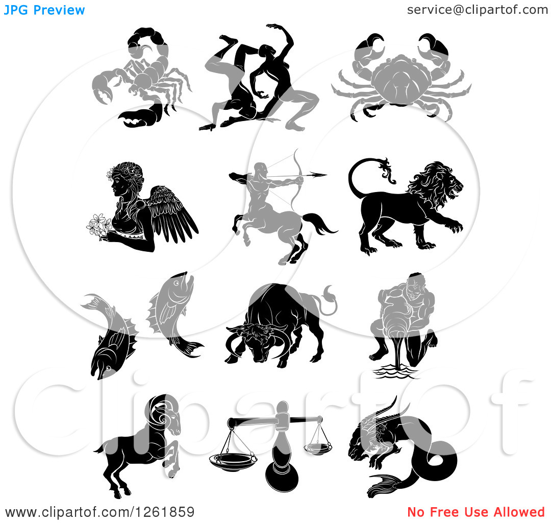 Zodiac signs animal symbols images symbol and sign ideas gemini animal symbol image collections symbol and sign ideas zodiac ring clipart clipground clipart of a biocorpaavc