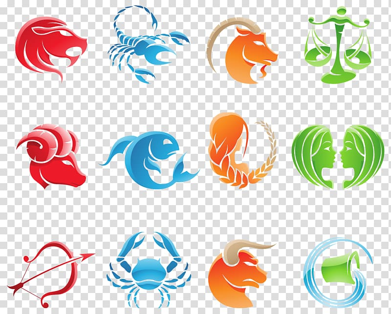 Horoscope illustration, Astrological sign Zodiac Astrology Horoscope.