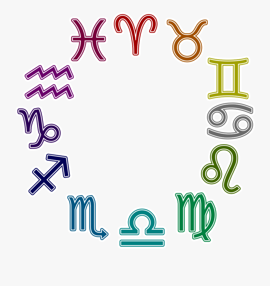 Wheel Clipart Astrology.