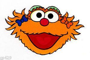 Sesame street zoe clipart 1 » Clipart Portal.
