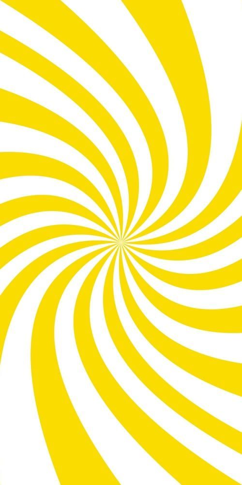 Abstract swirl background from yellow and white twisted.