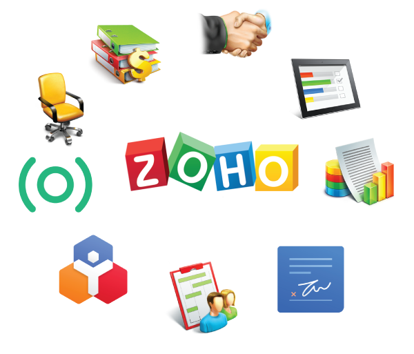Library of zoho crm logo svg black and white download png.