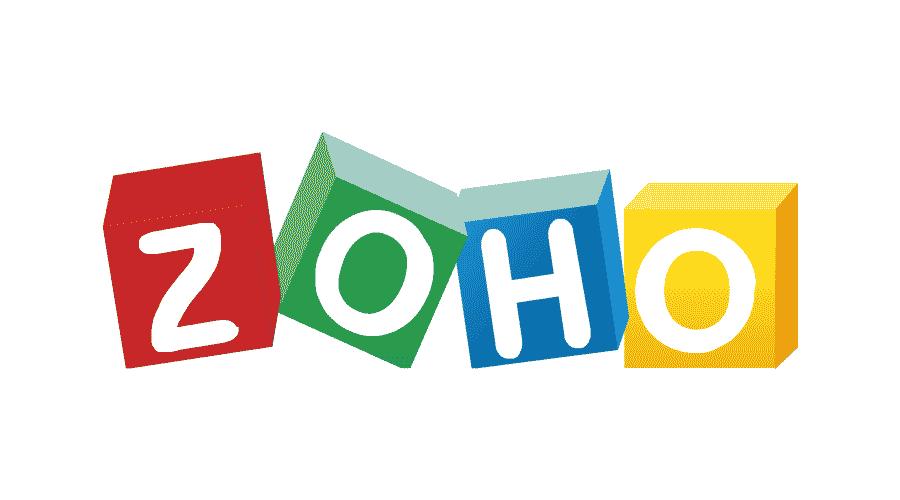 Zoho Corporation Pvt Ltd Vector Logo.