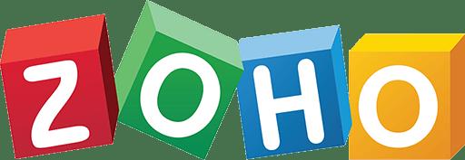 Official Zoho Logo.