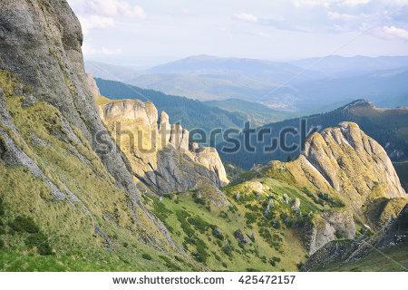 Mountain Transition Stock Photos, Royalty.