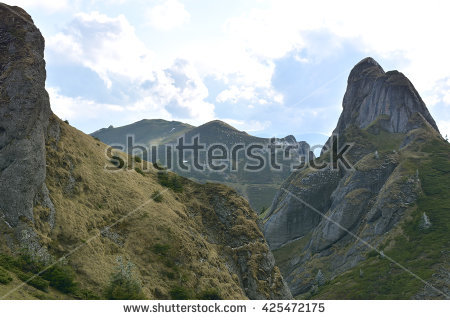 Mountain Transition Stock Photos, Royalty.