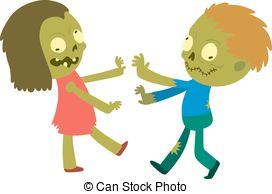 Zombie body parts Clipart Vector Graphics. 214 Zombie body parts.