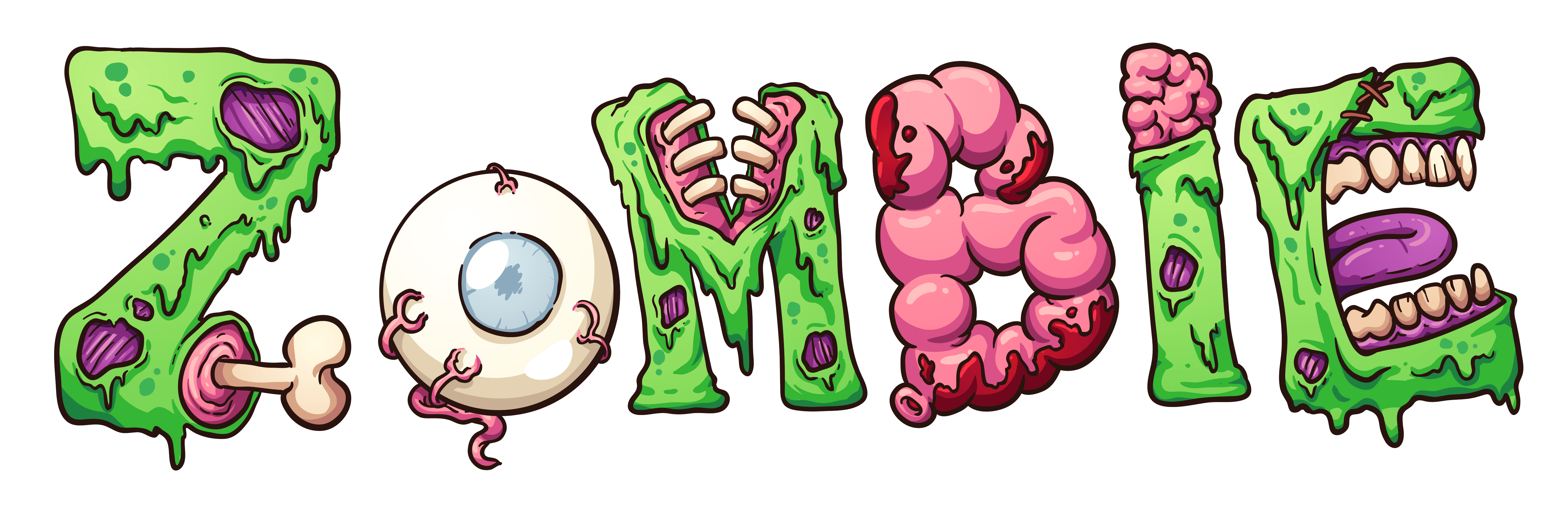 Zombie Clipart Png.