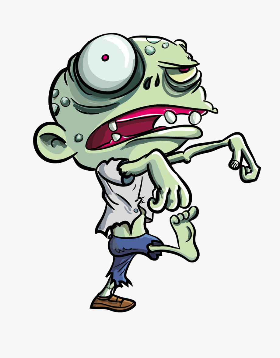 Cartoon Zombies Png.