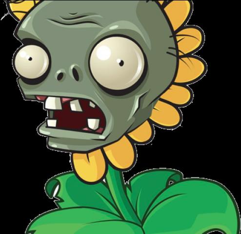 Plants Vs Zombies Clipart Face Clipart Plants Vs.