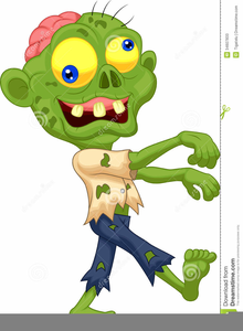 Royalty Free Zombie Clipart.