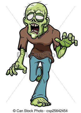 Zombie clipart 3 » Clipart Portal.