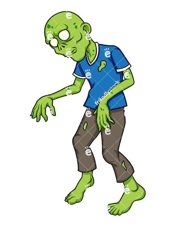 Green Zombie.