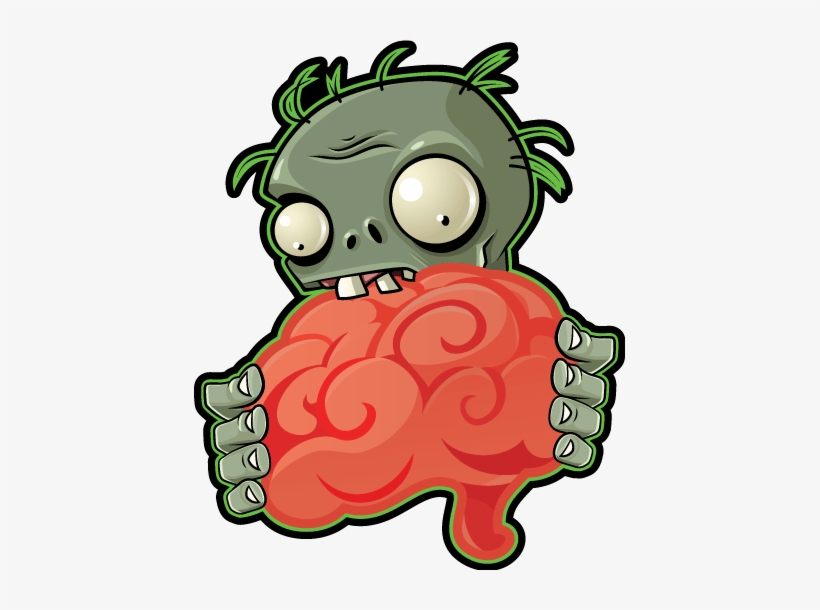 Brains Clipart Zombie.