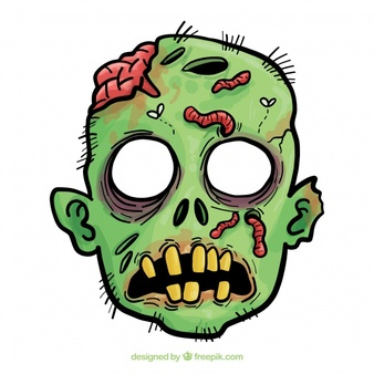 Zombie Vectors, Photos and PSD files.