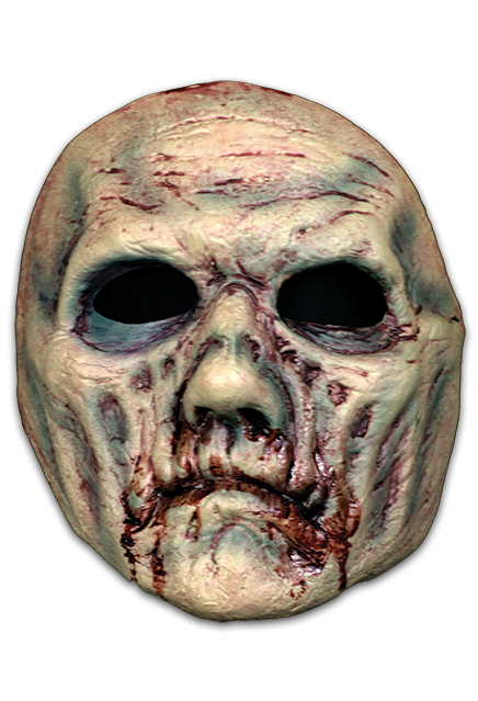 Bruce Spaulding Fuller Zombie 5 Face Mask Halloween Mask.