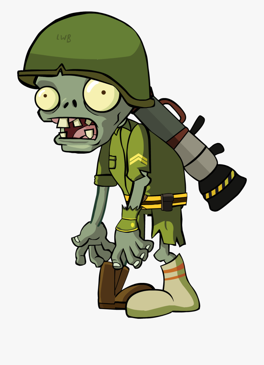 Plants Vs Zombies Png File.