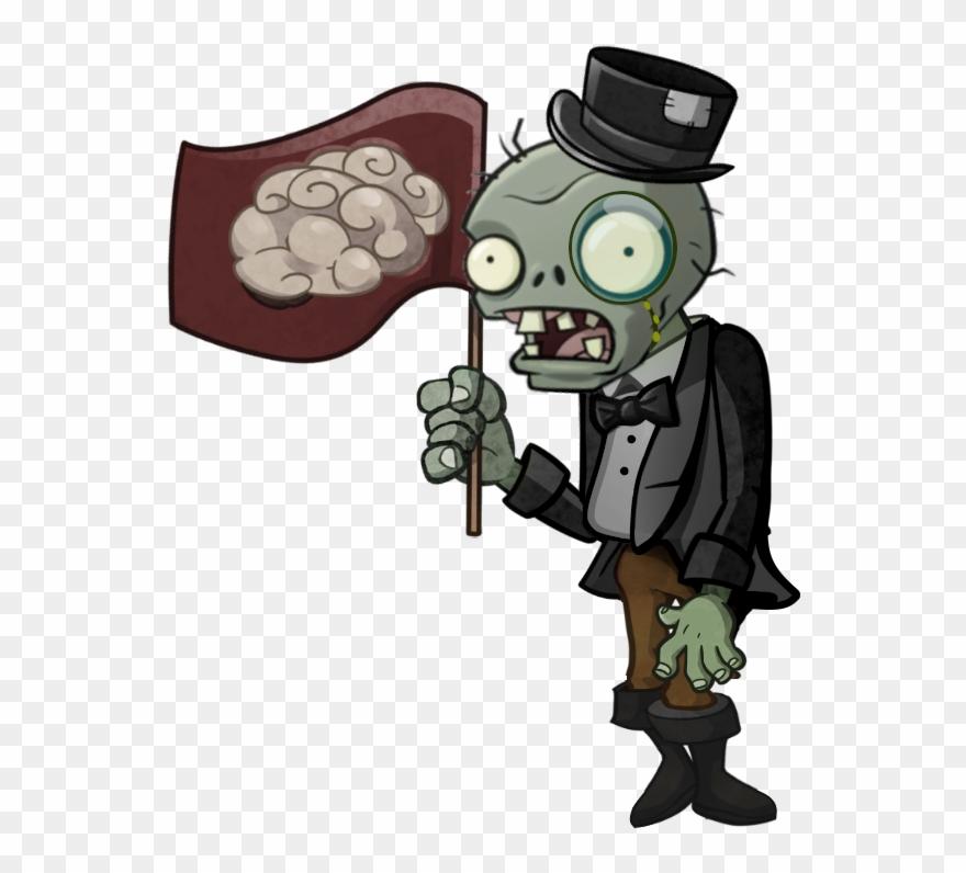 Sir Flag Zombie.