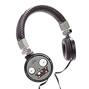 Plants Versus Zombies Headphones.