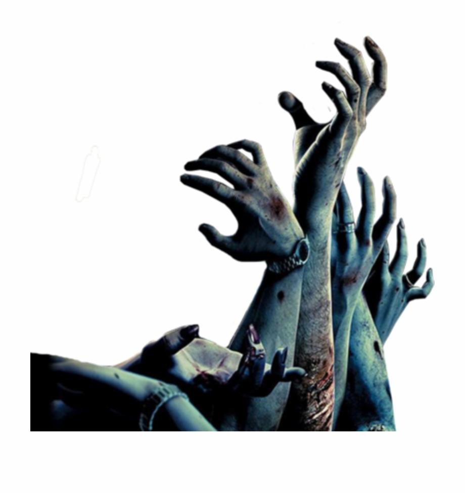 Zombie Hands Png.
