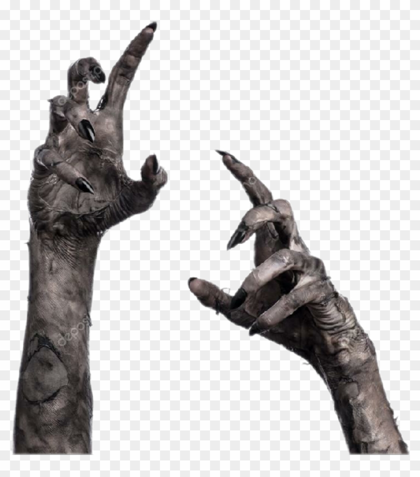 Hands Nails Arms Death Makeup Zombie Effects Skin Dead.
