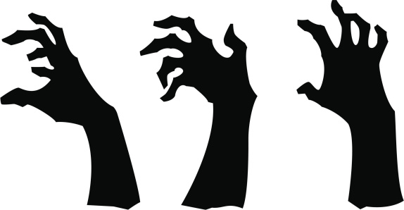 Free Zombie Hands Png, Download Free Clip Art, Free Clip Art.