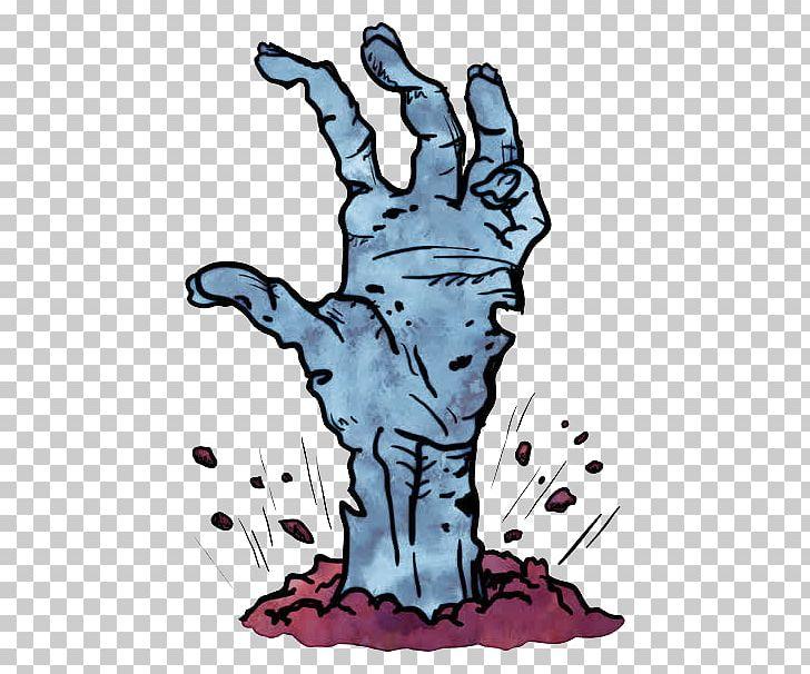 Zombie Hand Euclidean PNG, Clipart, Cartoon, Cartoon Ghost.