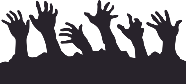 Zombie Hands Png (102+ images in Collection) Page 1.