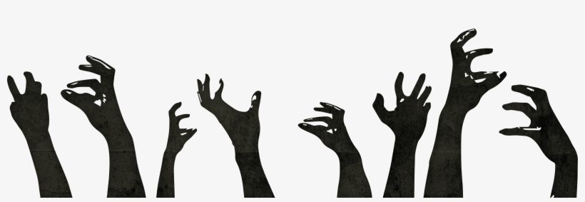 Zombie Hands Png.