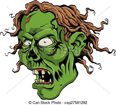 Zombie Head.