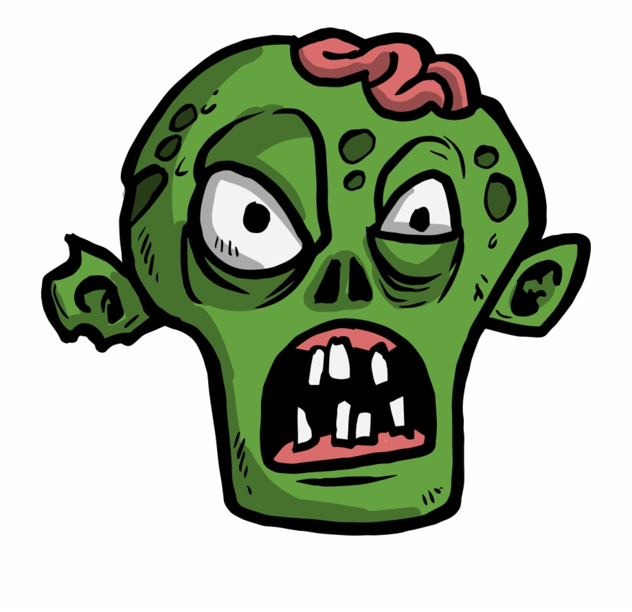 The Zombie Angry.