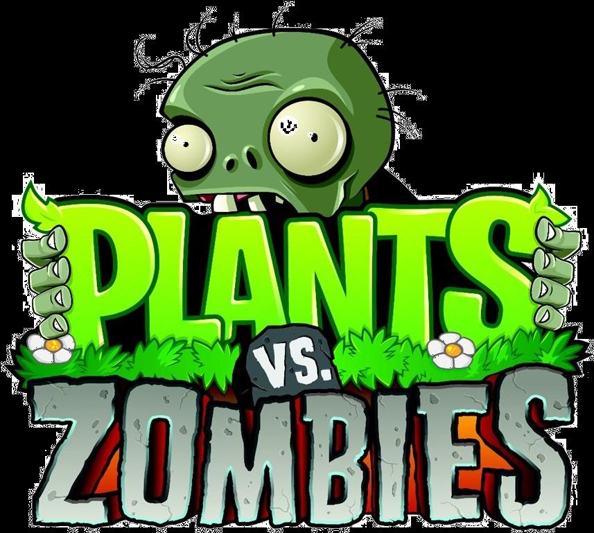 Plants Vs Zombies Logo Png Clipart.