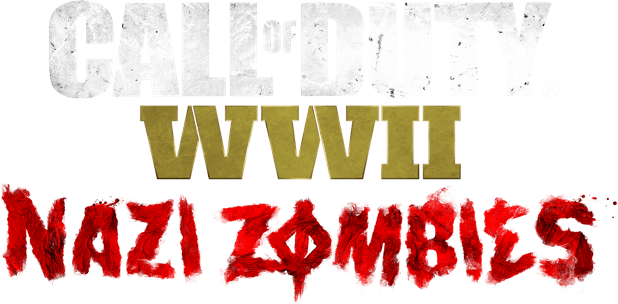 Cod Zombies Logo Png Vector, Clipart, PSD.