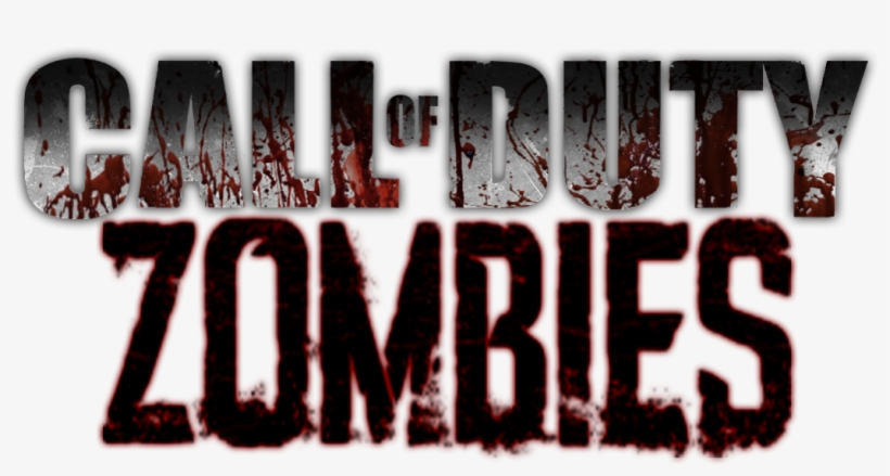Call Of Duty Zombies Logo Png.