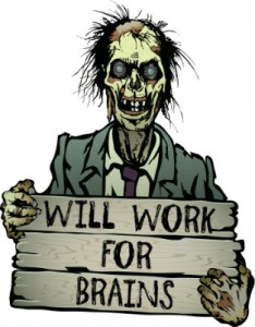 Zombie Bootcamp…Good Idea or Not?.