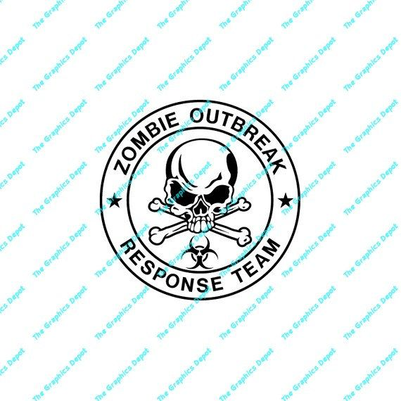 Digital Download Zombie Outbreak Response by.
