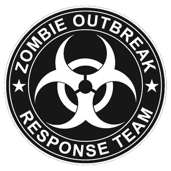 Zombie Outbreak Response Team Logo.