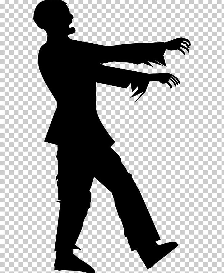 Zombie Walk Silhouette PNG, Clipart, Adobe Illustrator.
