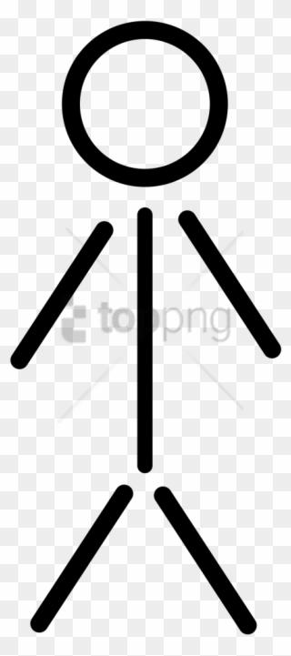 Free PNG Black Stick Figure Clip Art Download.