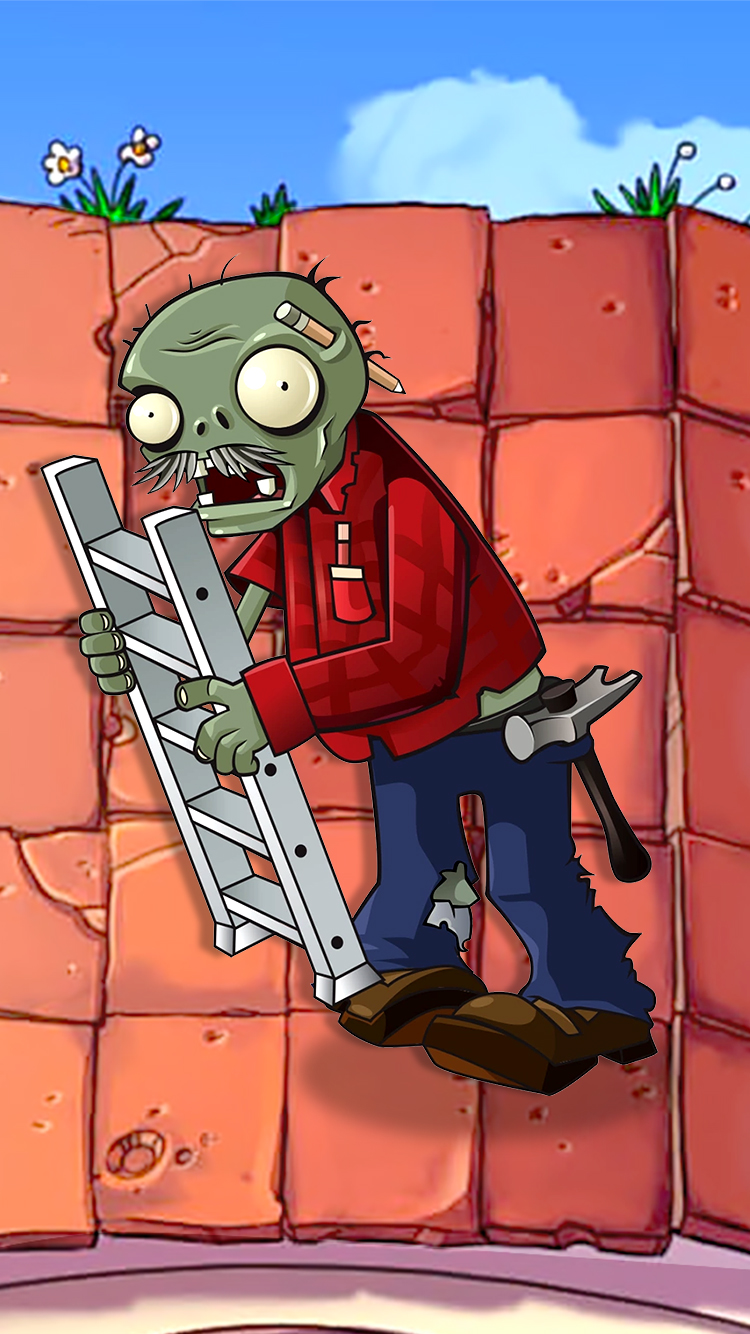 Plants vs Zombies Wallpaper Free Download for Mobile and PC.