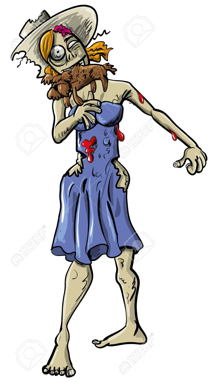 Showing post & media for Cartoon zombies woman.