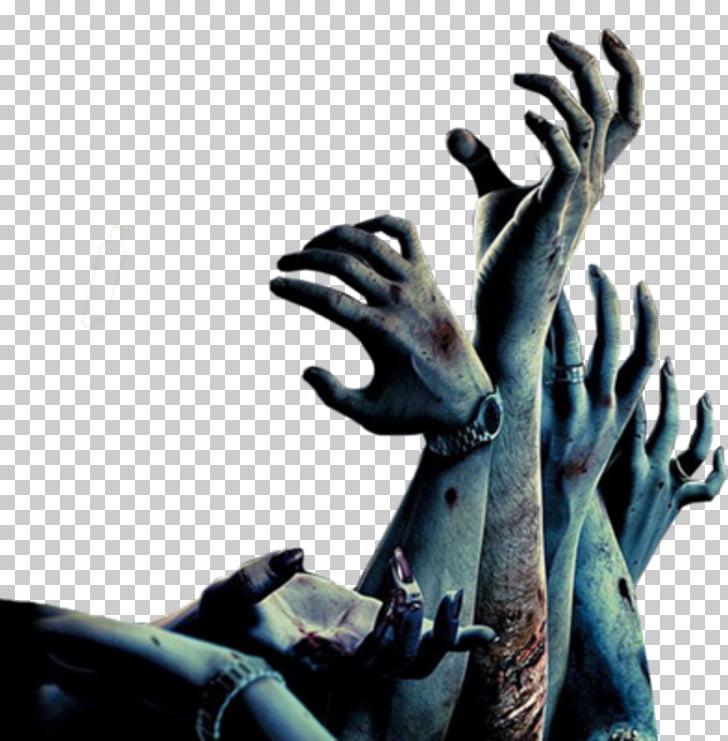 Toothless Zombie Hand Zombie apocalypse, zombie, human hands.