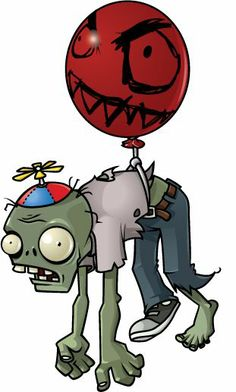 Zombies cliparts.
