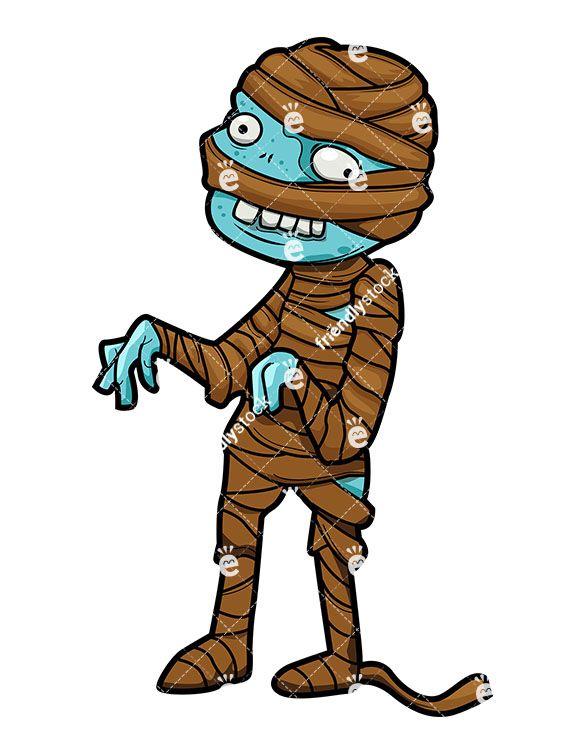 Funny Mummy Zombie in 2019.