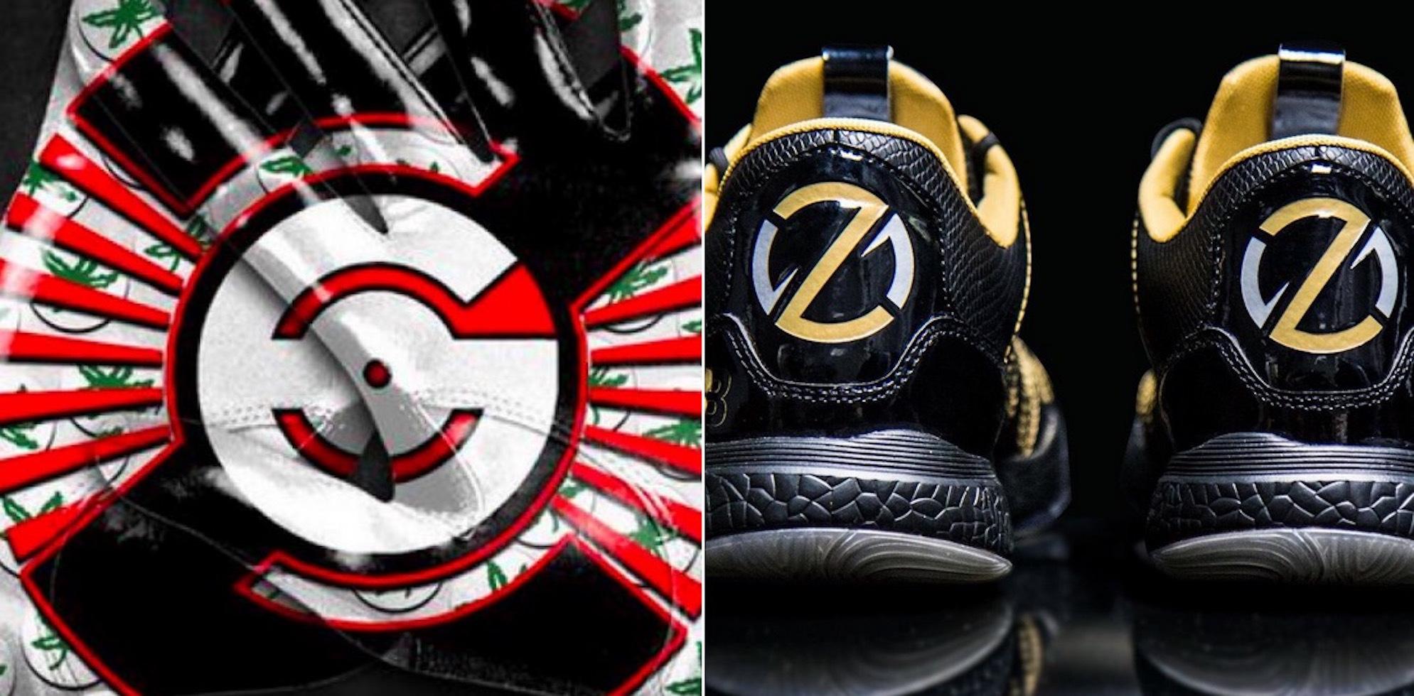 Zone 6 Logos.