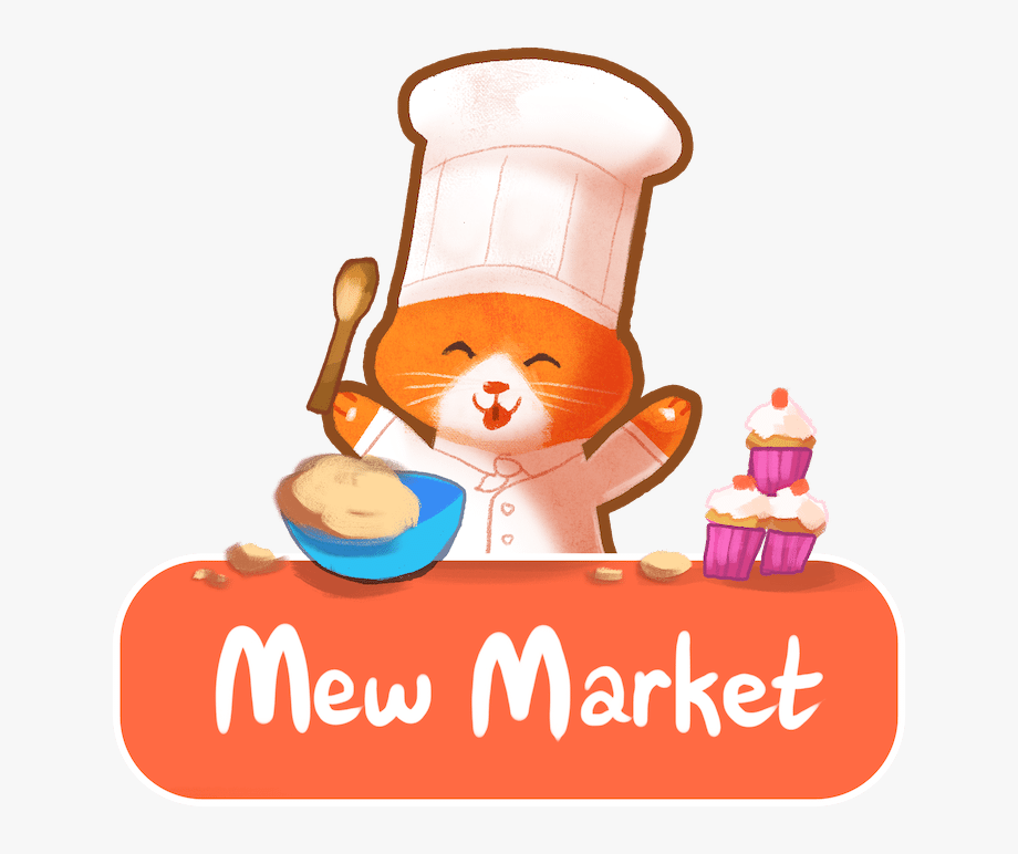 Mew Market By Louie Zong.