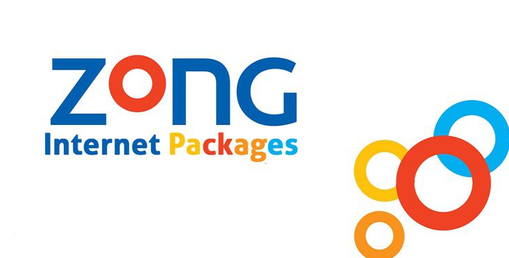 Zong 3G Internet Packages For Daily, Night, Weekly and Monthly.