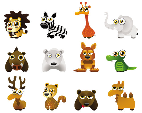 Free Cartoon Pics Of Animals, Download Free Clip Art, Free.